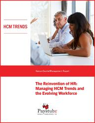 Managing HCM Trends cover