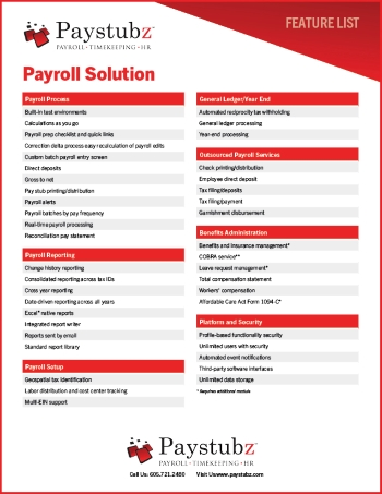 Payroll Feature List-cover