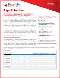 Great Plains Payroll Application Guide