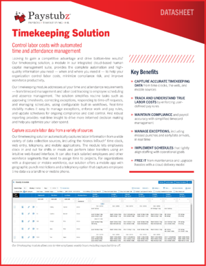EmployerPass Timekeeping Solution-CoverBorder