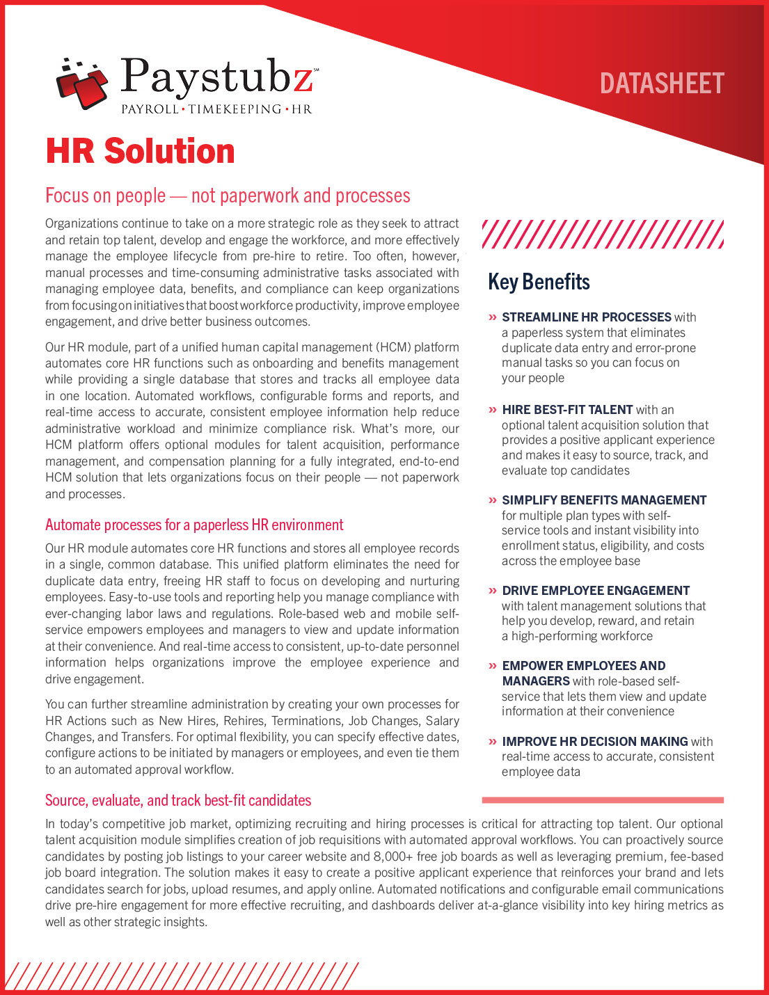 Paystubz HR Collateral Rebrand cover