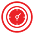 timekeeping-icon-red